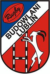 KS Budowlani Rugby Lublin-herb klubu