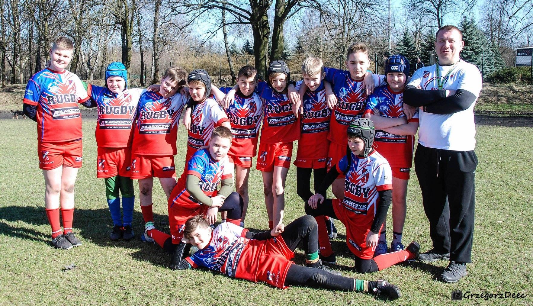 KS Budowlani Lublin-Akademia Rugby w Lublinie-Żak