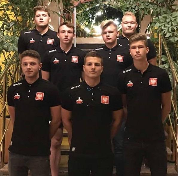 KS Budowlani Lublin-Reprezentacja U18-Reprezentanci Polski Juniorów - 2018