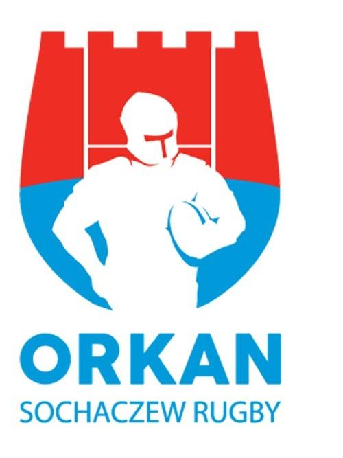 Orkan Sochaczew Rugby logo
