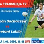 Ekstraliga-RC Orkan Sochaczew – Budowlani Lublin 27:15 (0:15)