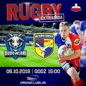 Rugby na Arenie Lublin