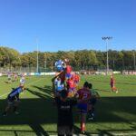 Master Pharm Rugby Łódź v KS Budowlani Lublin 80:8 (42:8)