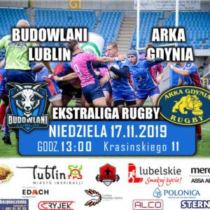 Przed meczem z Arką Gdynia 17.11.2019