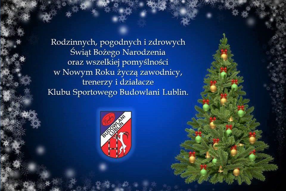 Życzenia - KS Budowlani Lublin