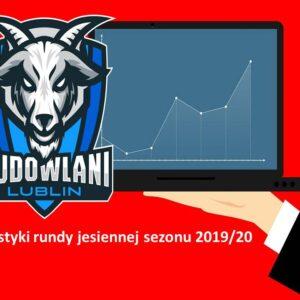 Statystyki rundy jesiennej sezonu 2019/20