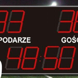 Nowa tablica wyników na stadionie przy ul. Krasińskiego. Dołącz do zbiórki!