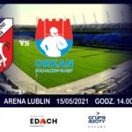Gramy z kibicami! W sobotę mecz Edach Budowlani – Orkan Sochaczew na Arenie Lublin