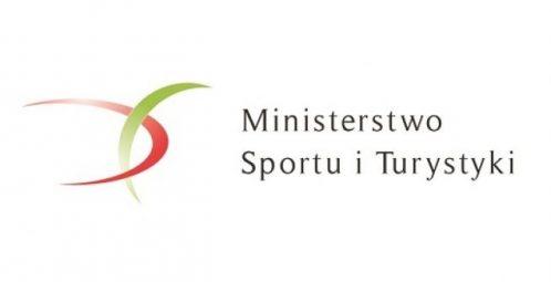 Ministerstwo Sportu i Turystyki logo-KS Budowlani Lublin